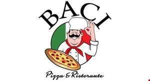 Baci Pizza & Ristorante logo