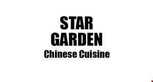 Star Garden Chinese Cuisine logo