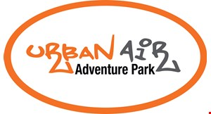 Product image for Urban Air Adventure Park $24.99 For A Deluxe Pass For 2 People (Reg. $49.98)