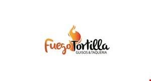 Product image for Fuego Tortilla $5 off any purchase of $25 or more