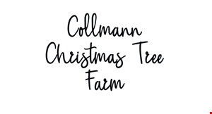 Collmann Christmas Tree Farm logo