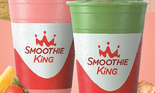 Product image for Smoothie King - Dexter Rd. $2 00 OFF any 32oz. OR larger smoothie.