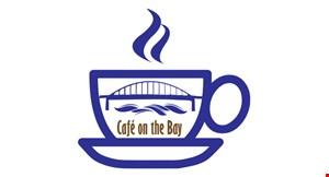 Cafe On The Bay logo