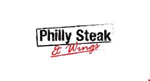 Philly Steak & Wings logo