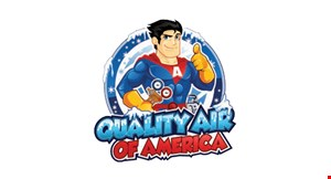 Quality Air Of America logo