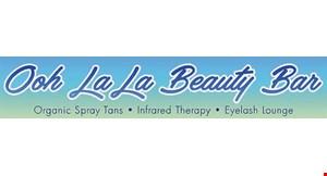 Ooh La La Beauty Bar logo