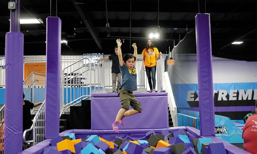 Product image for Altitude Trampoline Park $15 Friday night Frenzy