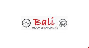 Bali Indonesian Cuisine logo