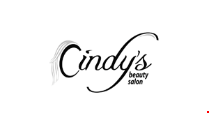 Cindy's Beauty Salon logo