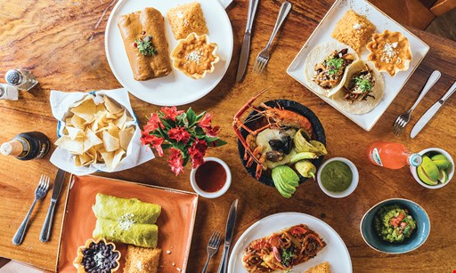 Product image for Los Agaves Restaurant / Santa Barbara Open for lunch & dinner, for take-out & delivery through DoorDash & Santa Barbara Restaurant Connection