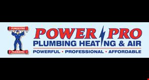 Power Pro Plumbing logo