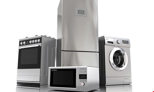Product image for Appliances Pro Inc 25% off any completed service or repair.