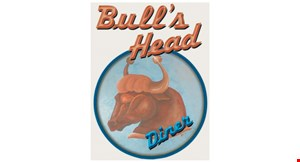 Product image for Bull'S Head Diner $10 OFF any purchase of $60 or more.