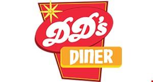 DD's Diner logo
