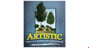 Artistic Tree & Landscape logo
