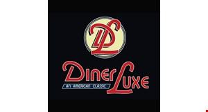 Product image for Luxe Diner $10 For $20 Worth Of Diner Cuisine