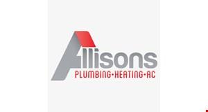 Allisons Plumbing, Heating & A/C logo