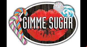 Gimme Sugar logo