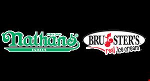 Bruster's Ice Cream logo