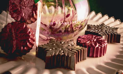 Product image for Chocolates By Tina Marie $5 OFF any purchase of $25 or more.