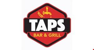Taps Bar & Grill logo