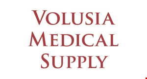 Volusia Medical Supply logo