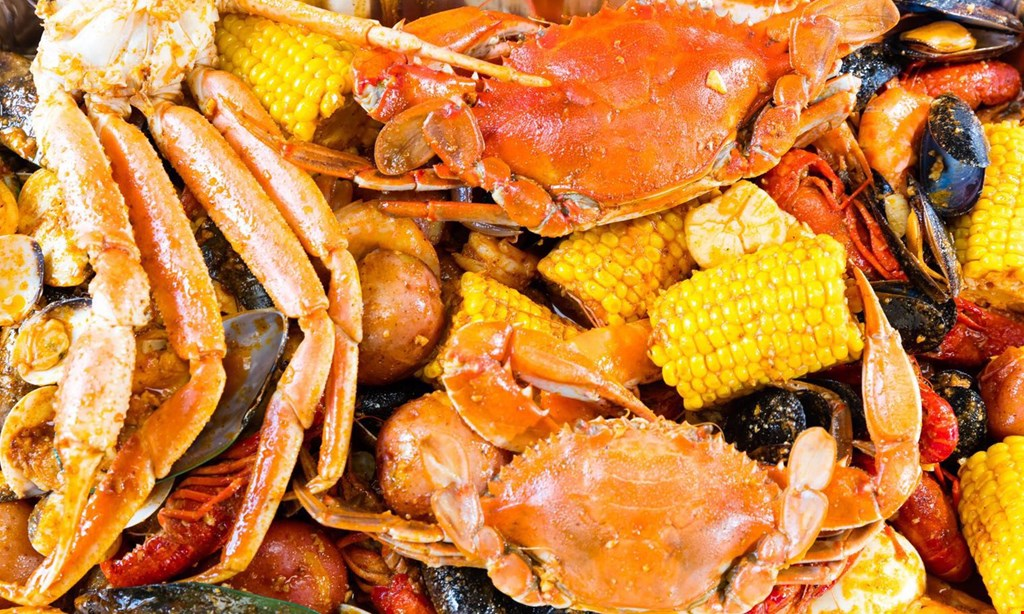 Product image for Mr. & Mrs. Crab 10% OFF any purchase of $40 or more.