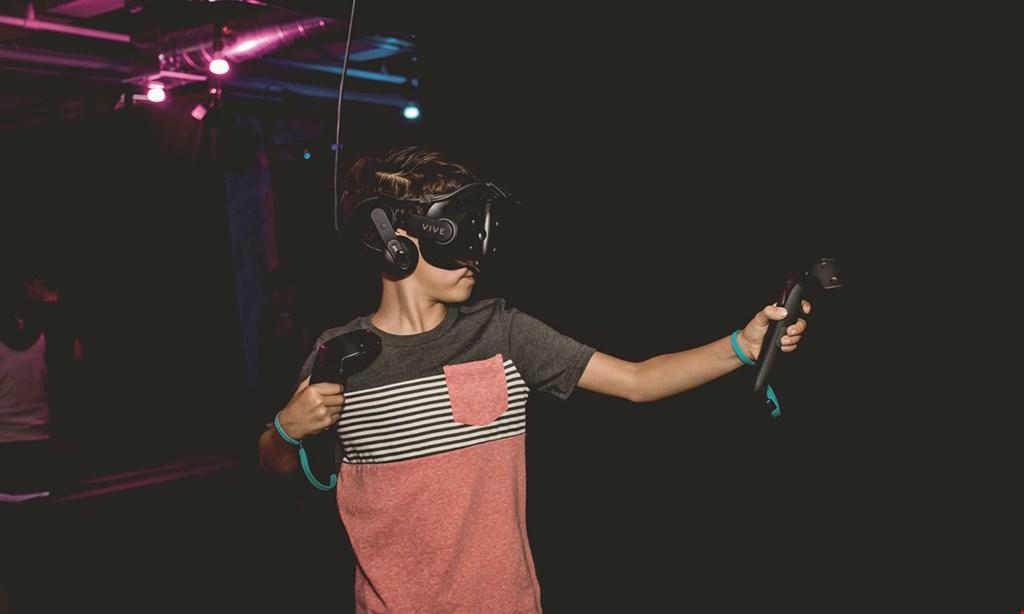 Product image for Lancaster VR Lounge $35 unlimited VR
