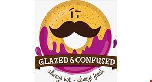 Product image for Glazed & Confused $10 For $20 Worth Of Bakery Items