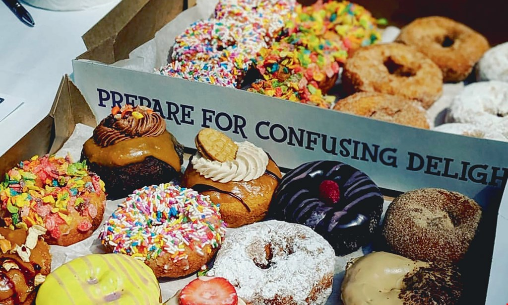 Product image for Glazed & Confused $5 OFF any purchase of $25 or more.