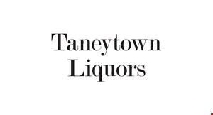 Product image for Taneytown Liquors 10% off entire purchase