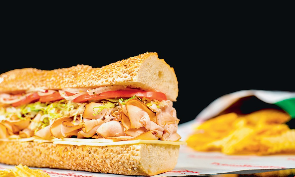 Product image for Primo Hoagies $5.00 Off any whole size hoagie.