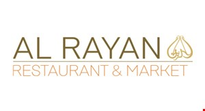 Product image for Al Rayan Restaurant & Market $10 off any purchase