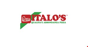 Product image for Italo's Qualita'e Abbandanza Pizza $3 OFF any purchase of $15 or more.