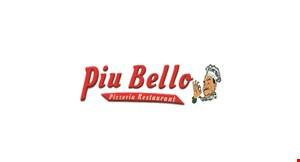 Piu Bello Pizzeria logo