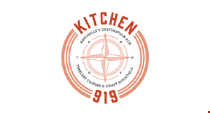 Kitchen 919 logo