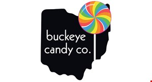 Product image for Buckeye Candy Co. $3 off any purchase