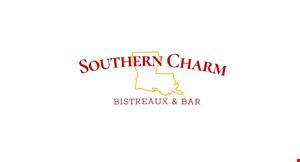 Southern Charm Bistreaux & Bar logo