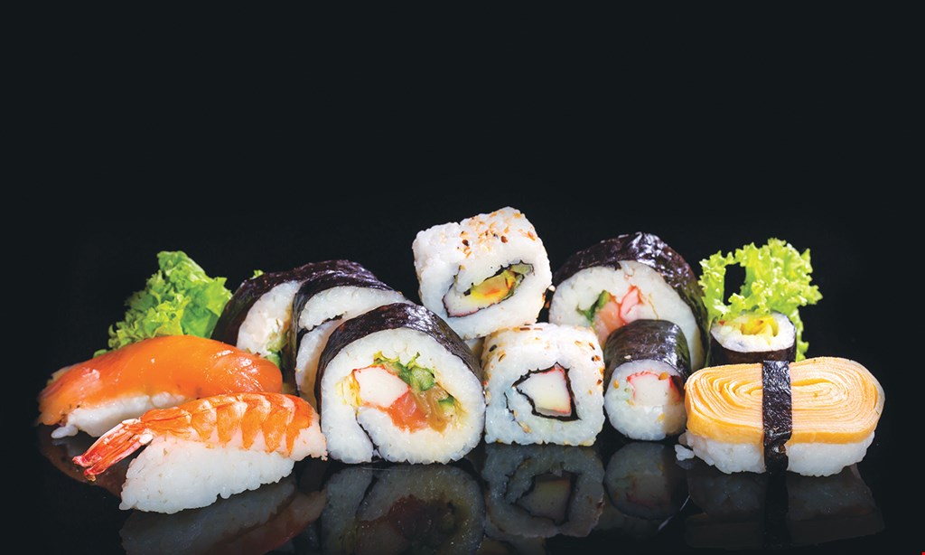 Product image for Kumi Sushi Japanese Restaurant $5 off any food purchase of $25 or more dine in and pick up only.