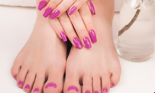 Product image for Nail Express & Spa 10% off any salon service