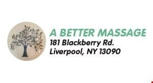 A Better Massage logo