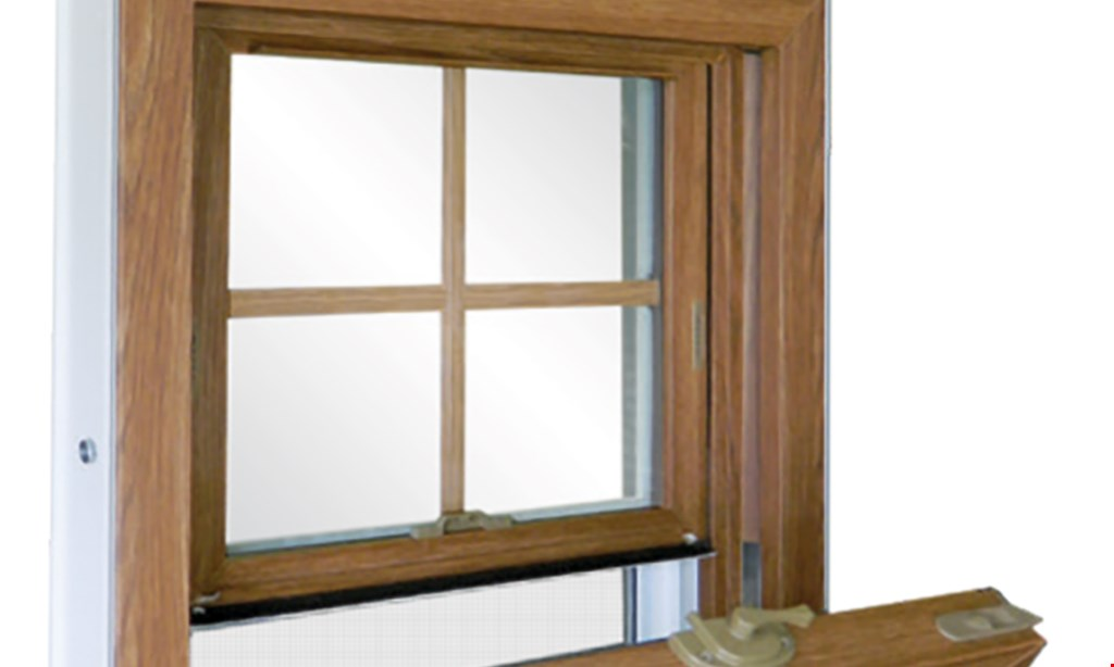 Product image for Universal Windows Direct - Cleveland Buy one window get one free!
