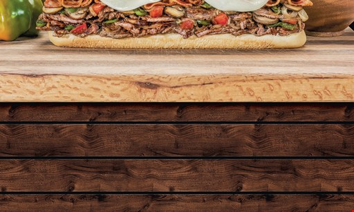 Product image for Jon Smith Subs 10% off any catering order