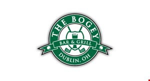 Product image for The Bogey Bar & Grill $15 For $30 Worth Of Casual Dining