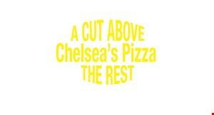 Chelsea's Pizza logo