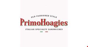 Primo Hoagies - Prospect Park logo