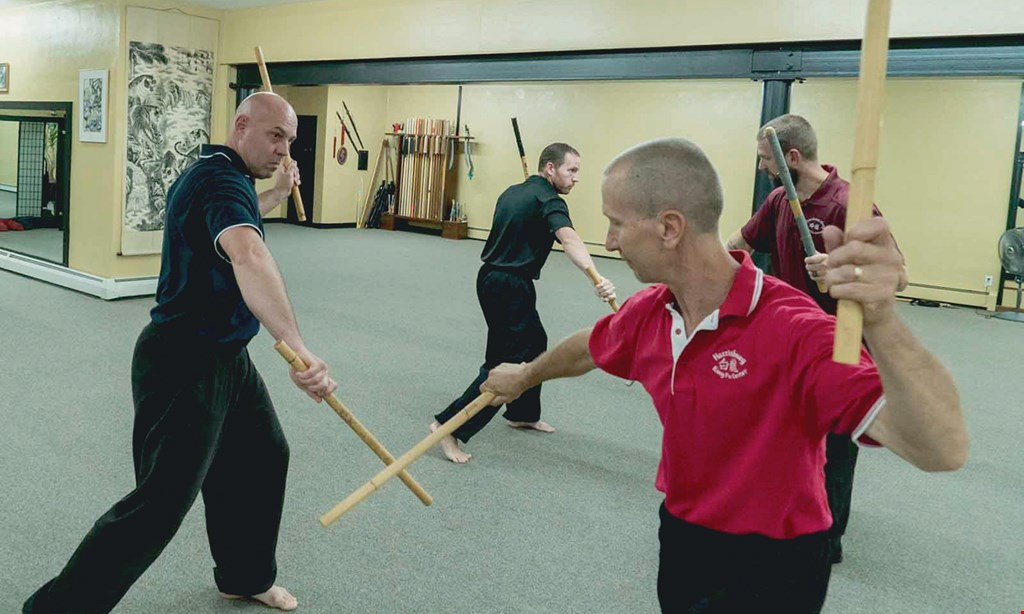 Product image for Elizabethtown Kung Fu Center FREE introductory class