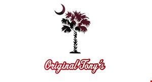 Original Tony's logo