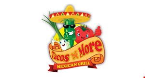Product image for Tacos N More - Maricopa 15% off entire bill