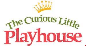 Product image for The Curious Little Playhouse $15 Off family pack of 4 unlimited 30-day play passes. Reg. $74. 30 day pass must be used by Dec. 1st, 2021.